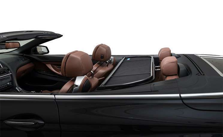 6 series bmw 640 650 m6 convertible 2011 to 2015 windstop wind deflector from love the drive
