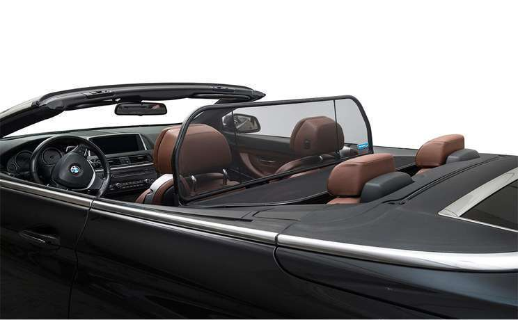 2004 to 2010 bmw 6 630i 645c 650i m6 convertible windstop wind deflector from love the drive