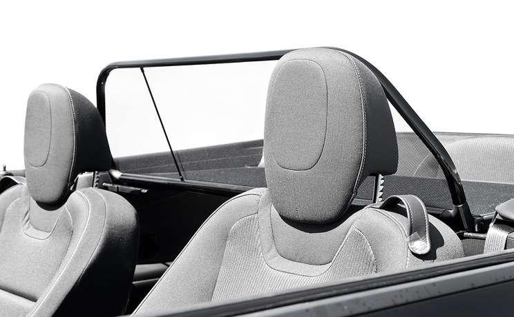 Camaro convertible wind deflector 2011 to 2015