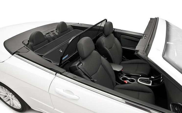 Sebring windscreen 2007 to 2012 3