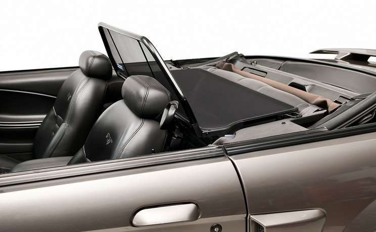 Mustang windscreen 1994 to 2004 1