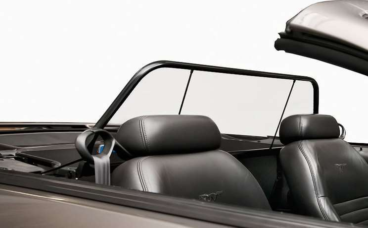 Mustang wind deflector 1994 to 2004 1