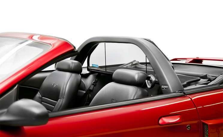 Mustang wind screen 1994 to 2004 light bar 1