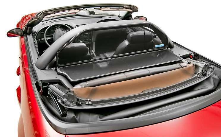 Mustang windscreen 1994 to 2004 light ba r 1