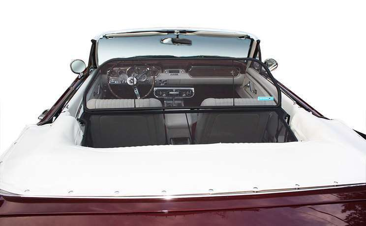 Mustang convertible 1965 windscreen by love the drive
