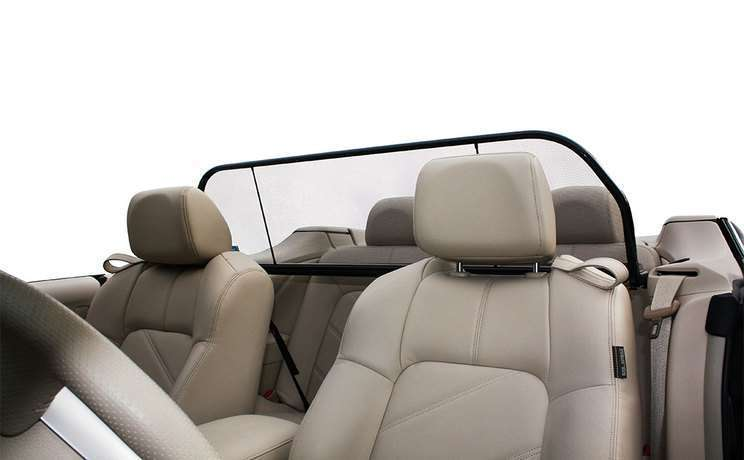 Murano convertible from 2011 to 2014 wind deflector by love the drive.