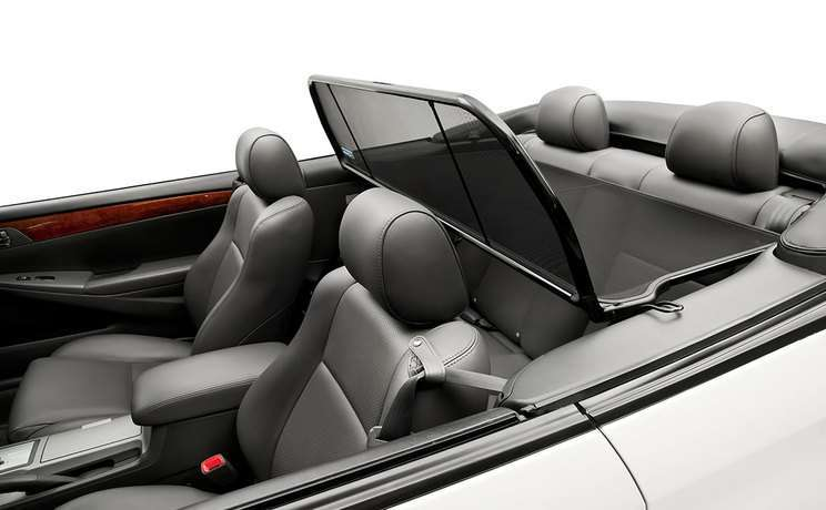 1 solara windscreen 2005 to 2010 3