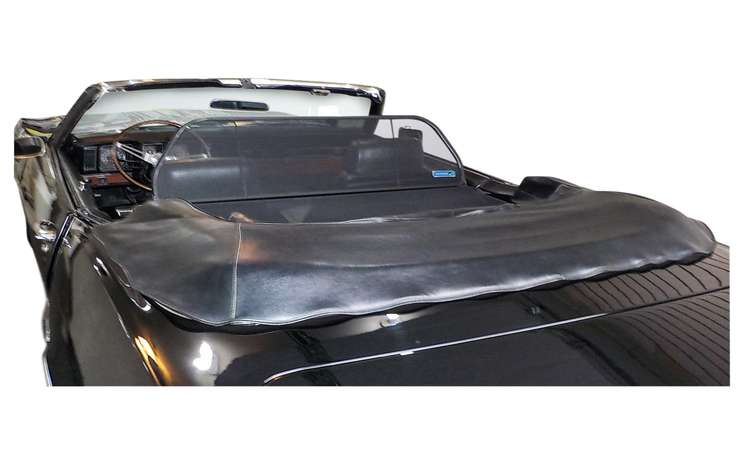 Camaro convertible wind deflector 1967 to 1969 also from firebird from 1967 to 1969