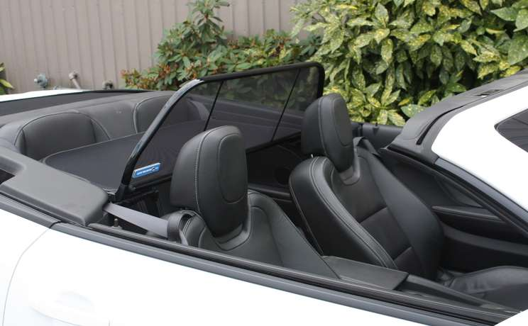 Camaro convertible wind deflector fits 2011 2012 2013 2014 2015
